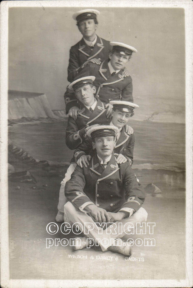 Cleethorpes Wilson & Dancy's Cadets posted 1910