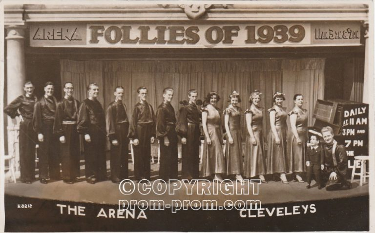 Cleveley's Arena Follies 1939