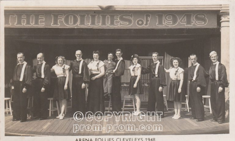 Cleveley's Follies 1948