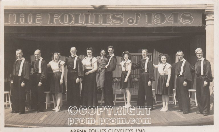 Clevely's Follies 1939-1948