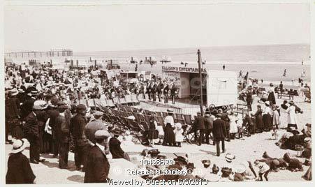 Ellisons Entertainers circa 1910