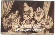 Feldman's Songsters Pierrots 1923