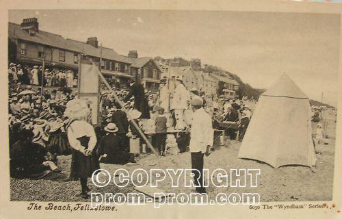 Felixstowe pierrots 1909