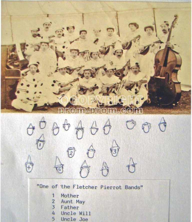 Fletcher's Pierrot Band