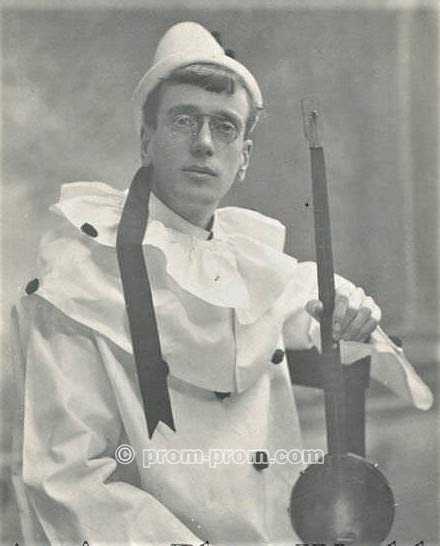 Francis Dodgson - before conversion