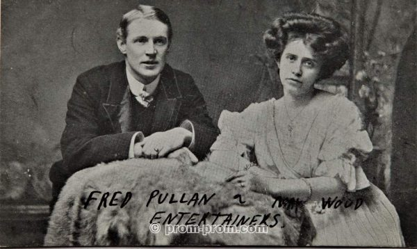 Fred Pullan & Mrs Wood