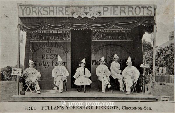 Fred Pullan's Yorkshire Pierrots Clacton (2)