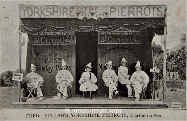 Fred Pullan's Yorkshire Pierrots Clacton (2)