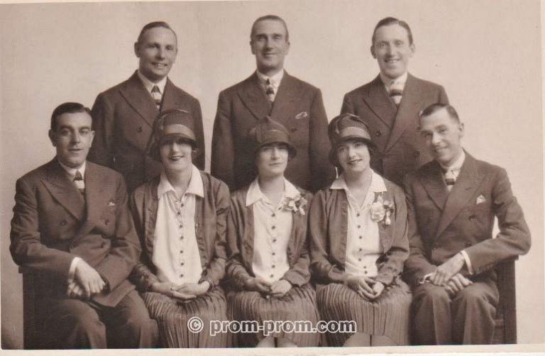 Fred Wildon's troupe featuring Arthur Askey Margate circa 1930