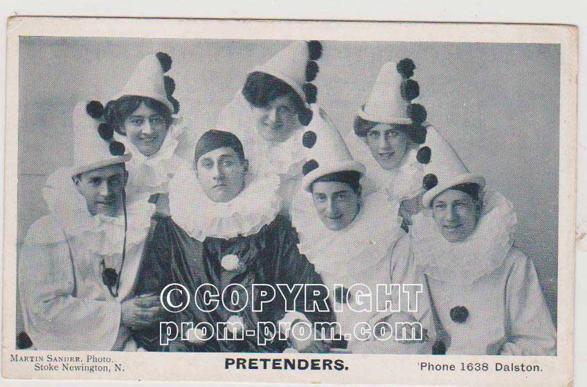 Hackney The Pretenders