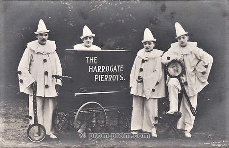 Harrogate Pierrots with Piano