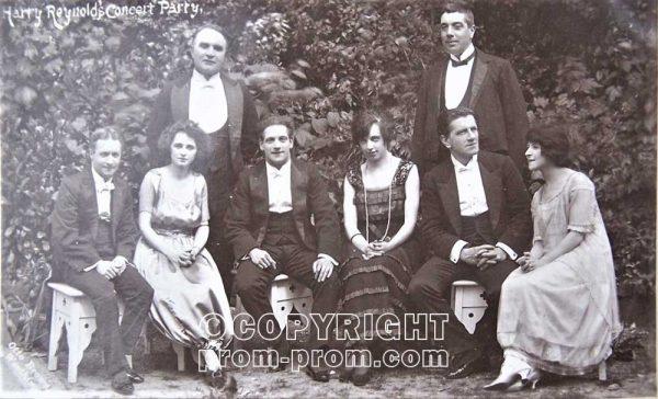 Harry Reynolds' Concert Party Teignmouth Devon