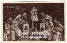 Harry Reynolds Concert Party Pierrot Land Teignmouth Devon