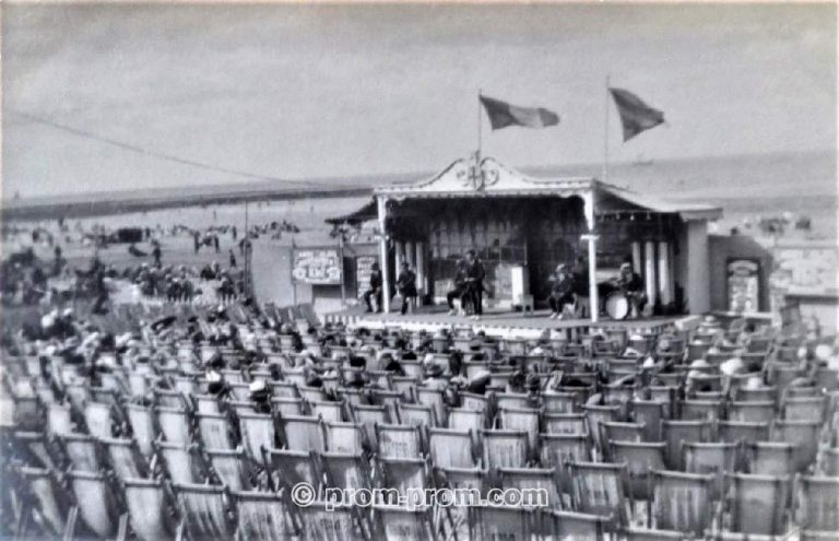 Harry Gold's Entertainers - possibly Margate
