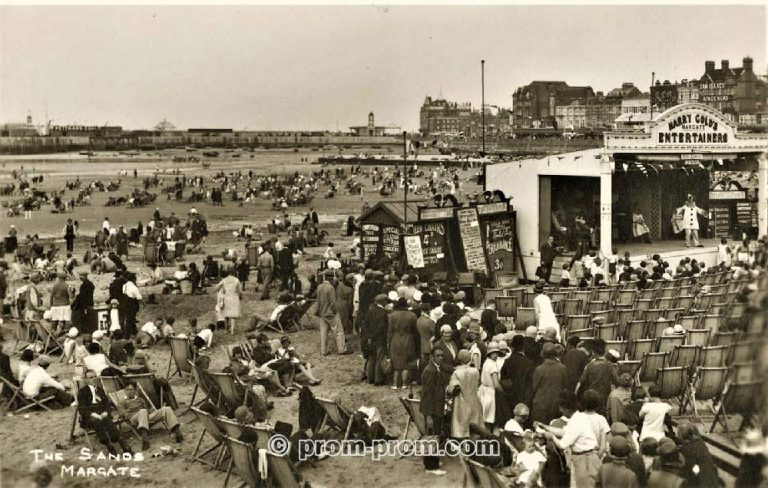 Harry Gold's Margate Entertainers