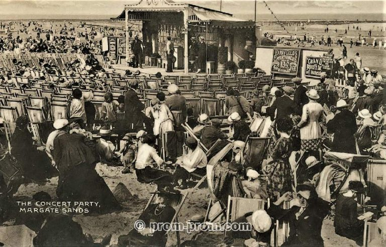 Harry Gold's Margate Entertainers (4)