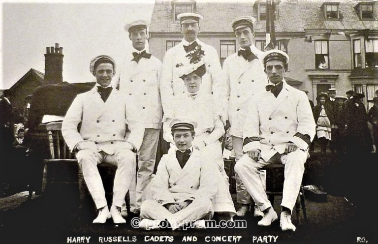 Harry Russell's Cadets and Concert Party