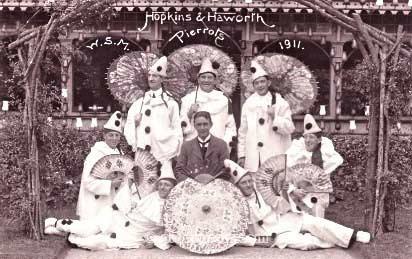 Hopkins & Haworth, Weston-Super-Mare, 1911