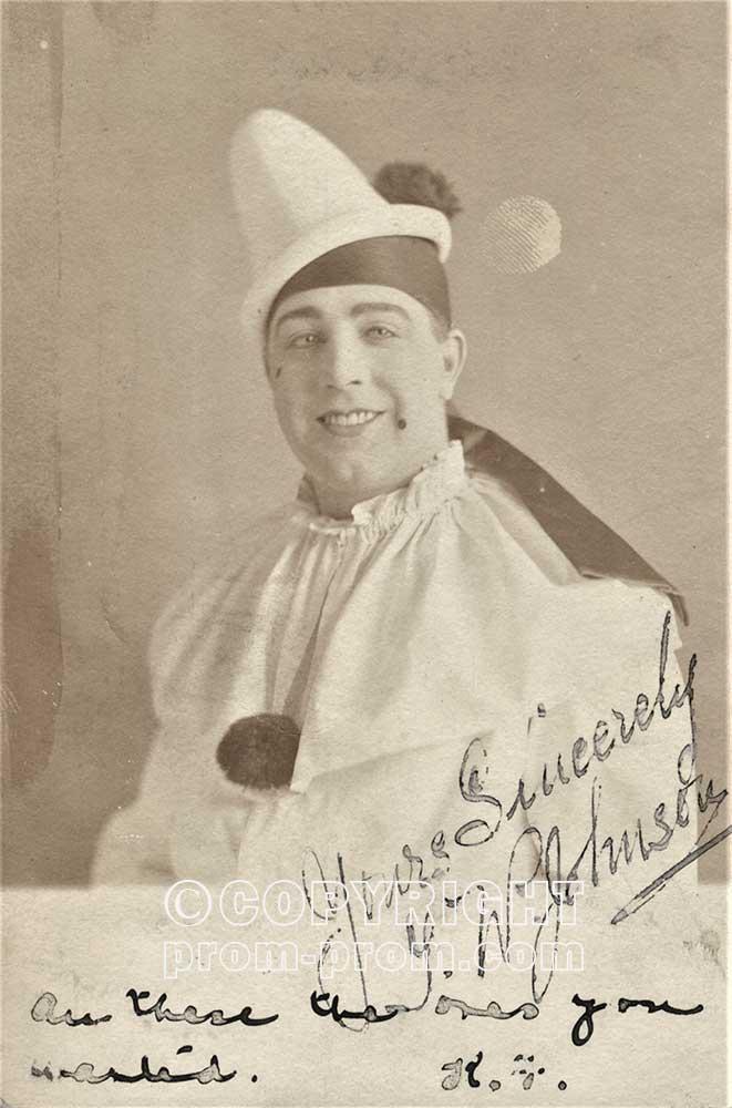 J W Johnston Catlin's TBC 1903