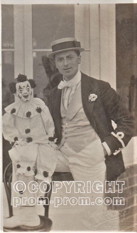 Johnson Clark Clements Skegness circa 1906