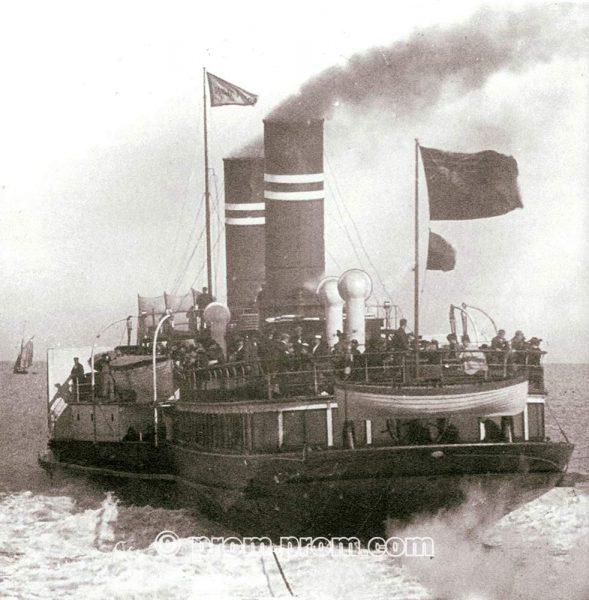 Koh-I-Noor steamer, Clacton