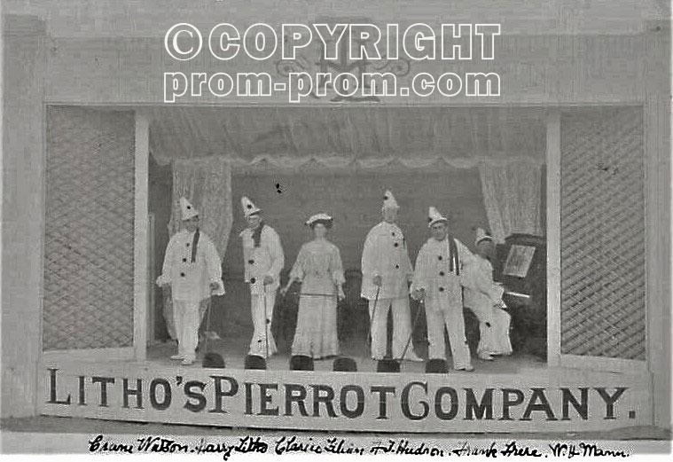 Lithos' Pierrot Company