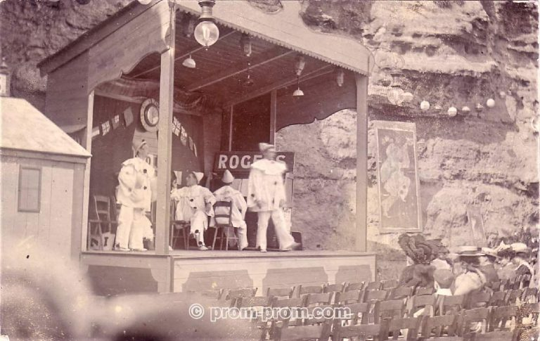Littlehampton Pierrots 1910