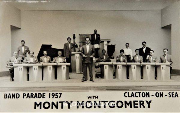 Monty Montgomery Clacton 1957