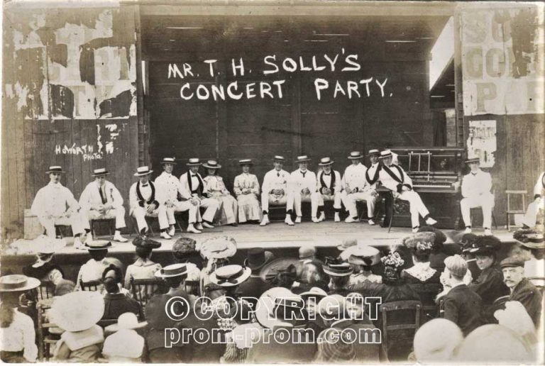 Mr T H Solly's Concert Party