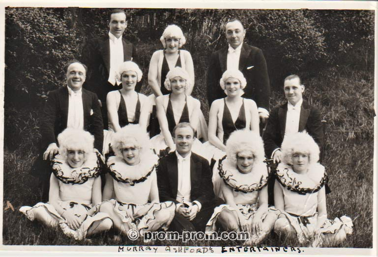 Murray Ashford's Entertainers Southend circa 1930