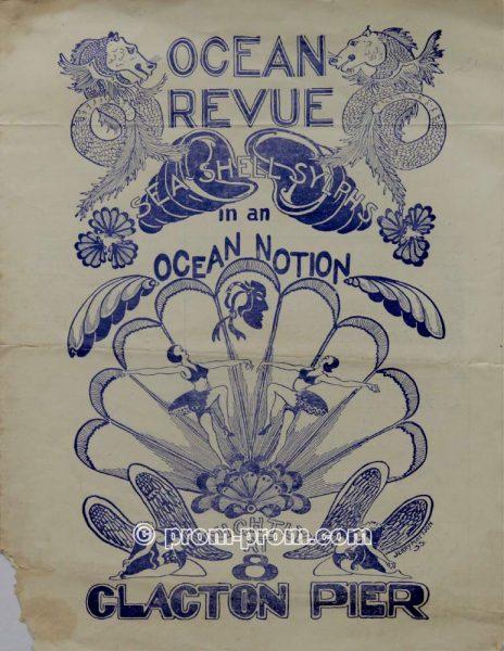 Ocean Revue Clacton Pier