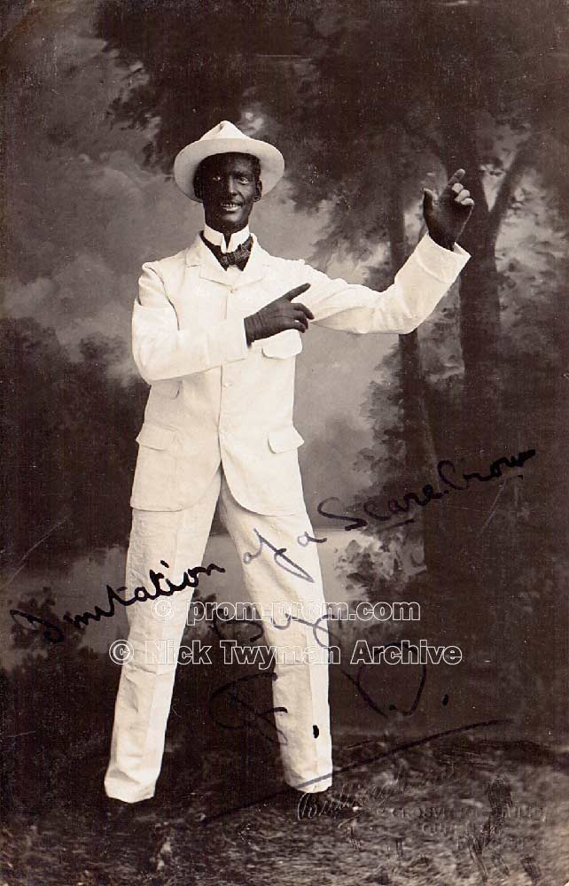 P_E_63_Harry_Gold's_Entertainers_1923_(5). *This is our statement about the use of blackface in this archive. https://seasidefollies.co.uk/blackface-performance