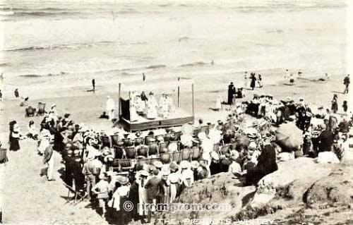 Pierrots - Whitby 1907