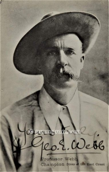 Professor Webb, Clacton