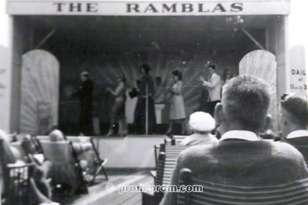 Ramblas on stage