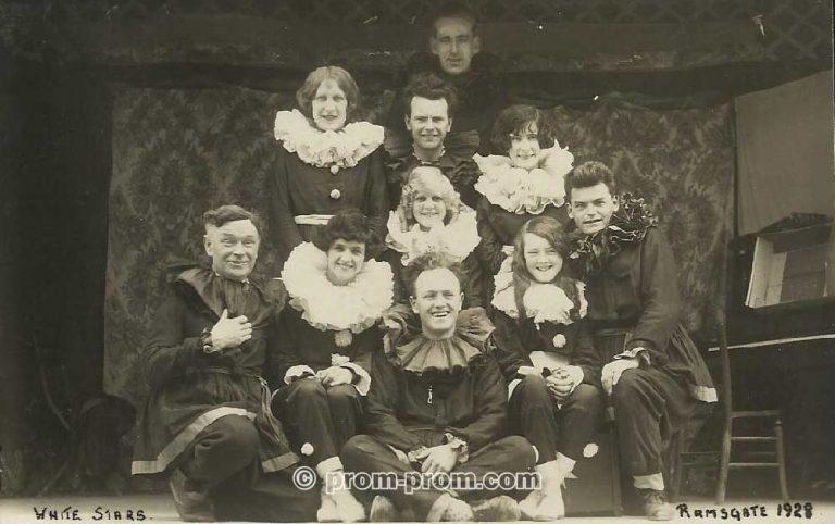 Ramsgate White Stars Pierrots, 1928