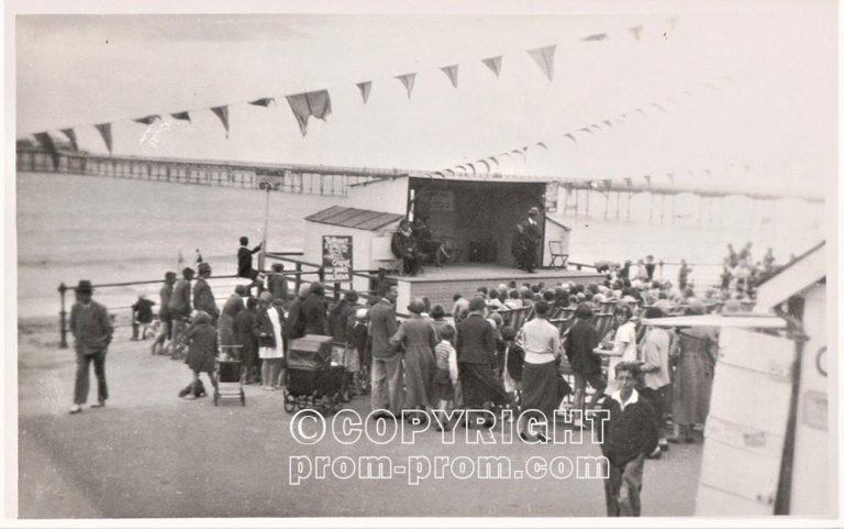 Saltburn Pierrots 1933
