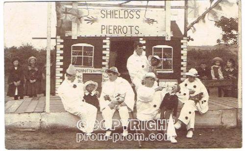 Shields's Pierrots 1904