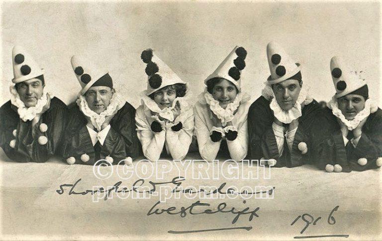 Shorefield Gardens Westcliff 1917