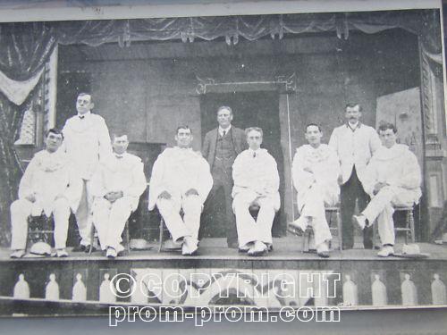 Southport Pierrots 1906