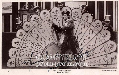 The Fantastics 1910