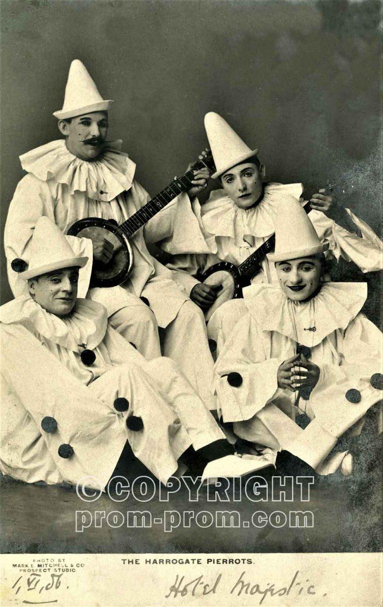 The Harrogate Pierrots 1906