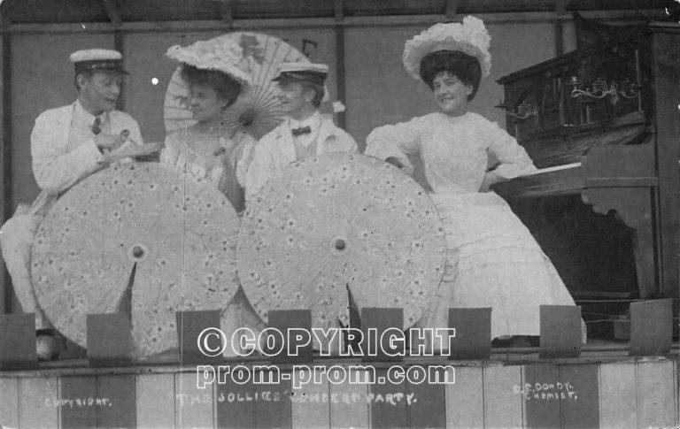 The Jollies Concert Party 1908 TBC