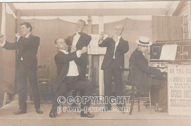 The Jollity Boys Great Yarmouth 1905