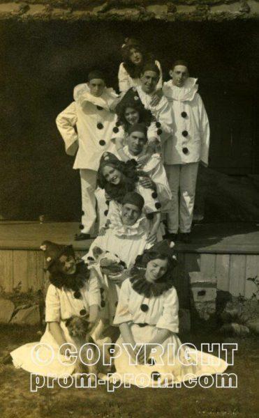 The W(h)its Hoylake 1924