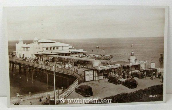 The Pier Pavilion, Colwyn Bay Ernest Binns Follies 1952