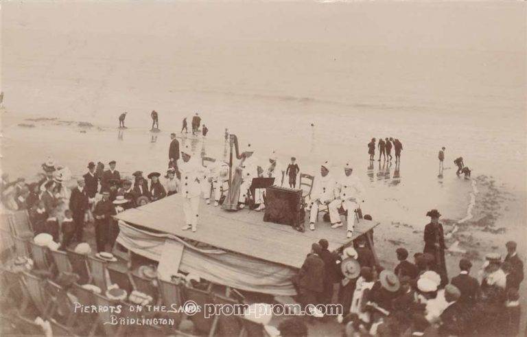 The Waterloo Pierrots Bridlington 1906