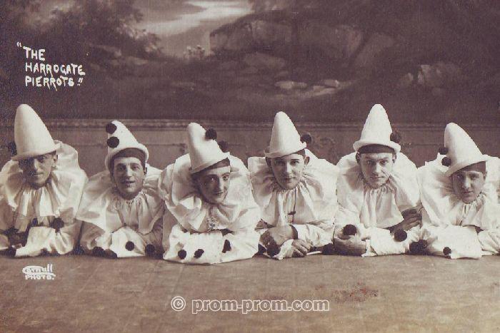 Tom Coleman's Harrogate Pierrots
