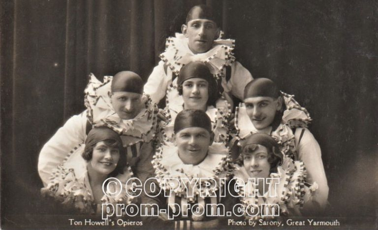 Tom Howell's Opieros Great Yarmouth 1928
