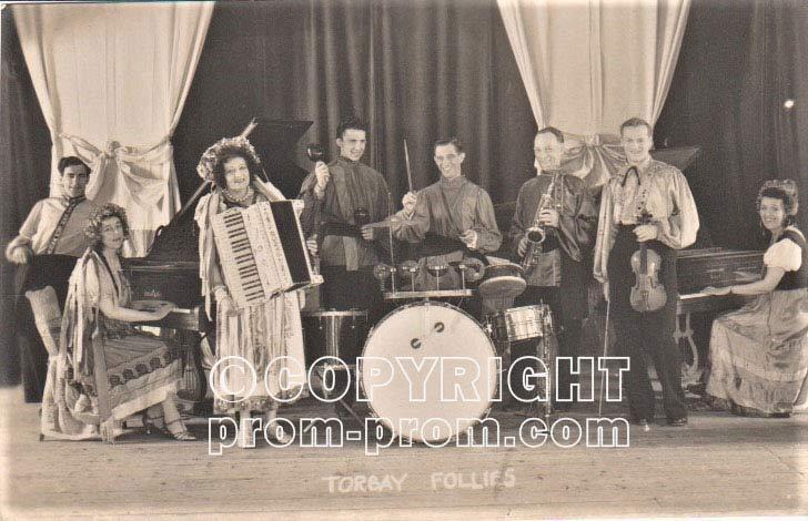 Torbay Follies 1947